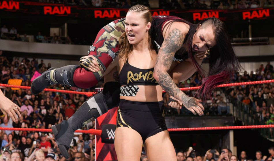 Ronda Rousey To Form WWE Mixed Tag Team With Husband Travis Browne? 2